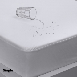 Waterproof Mattress Protector Eva Clean Single Fitted