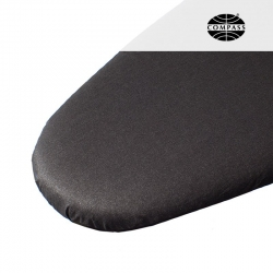 Small Ironing Board Cover Metallic Black