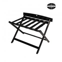 Compass Wooden Luggage Rack