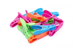 Coloured Pegs 30 Pack