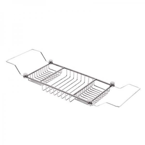 Chrome Bath Caddy
