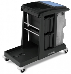 Numatic EM5 ECO-Matic Deluxe Cleaning Trolley