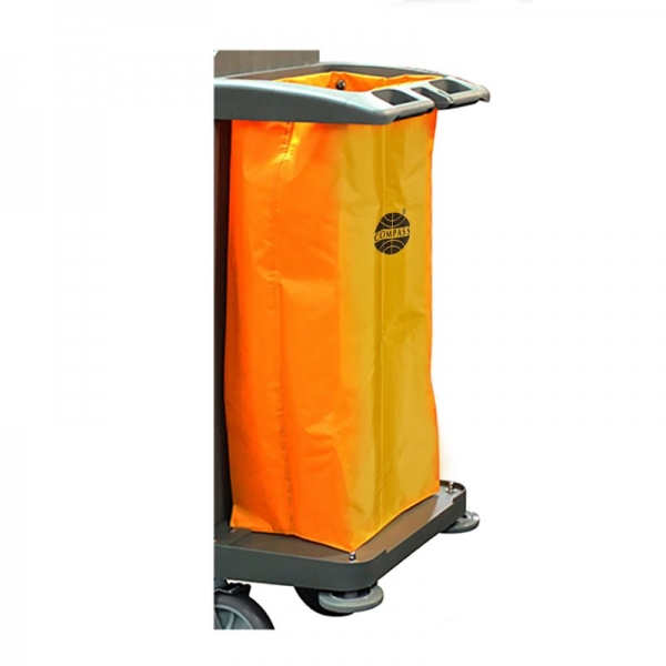 Yellow Bag for Housekeeping Trolley 722460