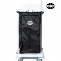 Black Bag for Housekeeping Trolley 722472