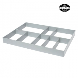 Trolley Divider Grey