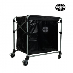 Compass Collapsible Laundry Cart 300L - Click for more info