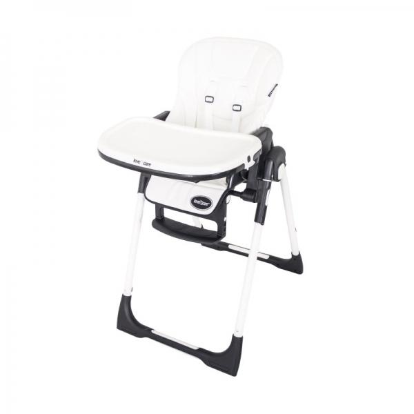White Montana High Chair