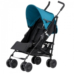 Express Umbrella Layback Fold Stroller Ocean Blue