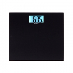 Bathroom Scales Digital Propert Black Glass 3177
