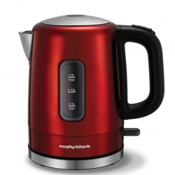 Morphy Richards Accents 1L Kettle Red