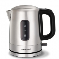Morphy Richards Accents 1L Kettle Stainless Steel