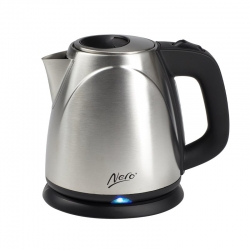 Nero Pod Kettle 1 Litre Stainless Steel
