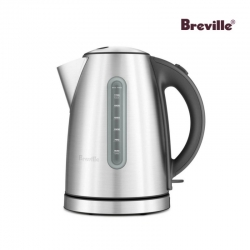 Breville Soft Top Dual Kettle 1.7 Litre Stainless Steel
