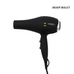 Silver Bullet Black Velvet 2000W Hair Dryer