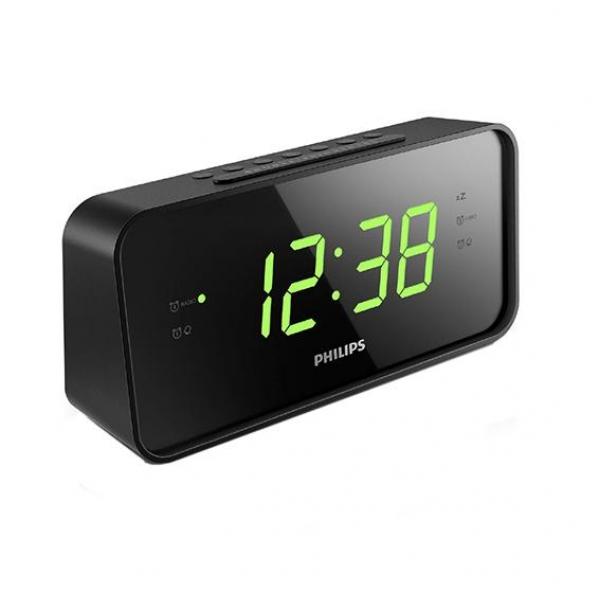 Philips Big Display Alarm Clock Radio