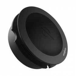 Fs80 Embedded Qi Wireless Charger Black - Click for more info