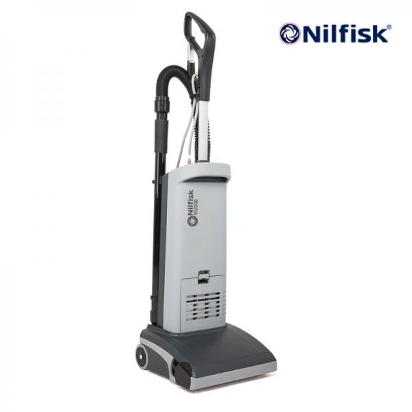 Nilfisk VU500-12 Upright Commercial Vacuum