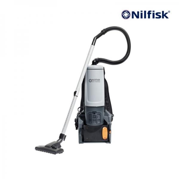 Nilfisk Battery Powered Backpack Vacuum