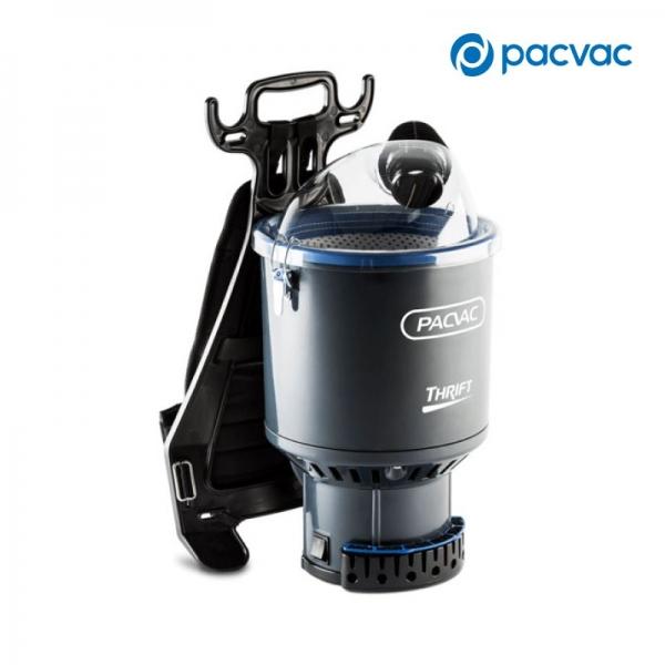 Pacvac Thrift 650 Backpack Vacuum