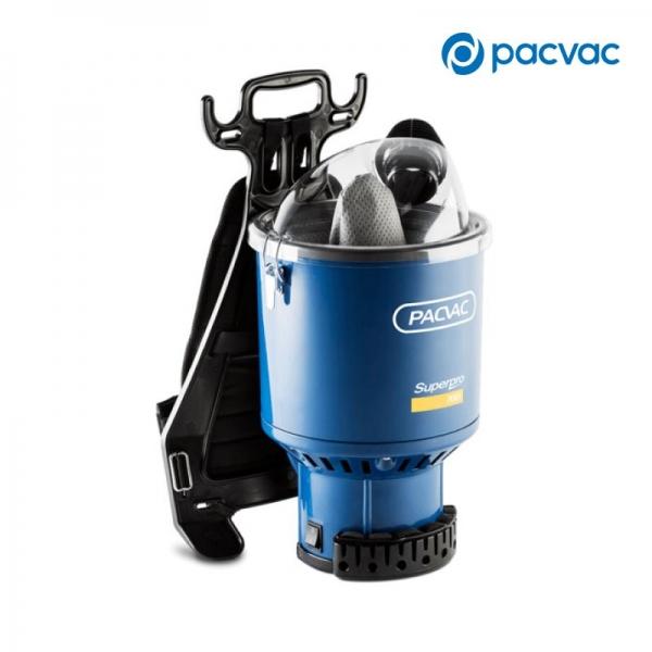 Pacvac Superpro 700 Backpack Vacuum