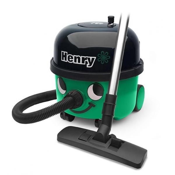 Numatic Henry Vacuum Cleaner Green