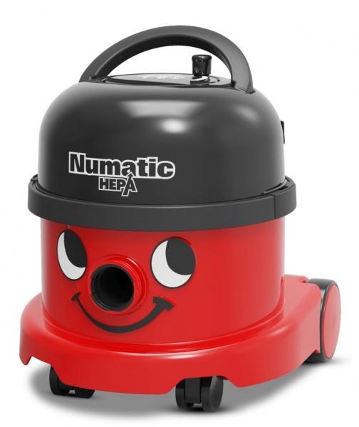 Numatic HEPA Henry Red Vacuum Cleaner