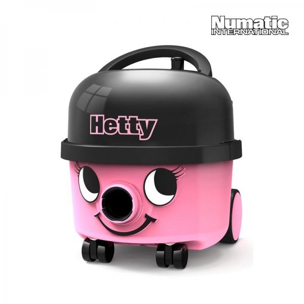 Numatic Hetty Vacuum Cleaner Pink