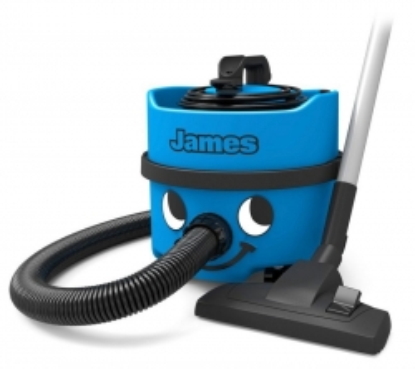 Numatic James Vacuum (Blue)