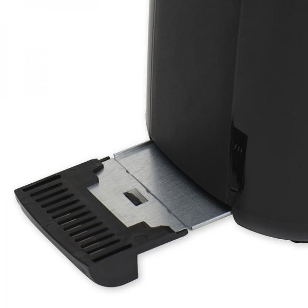 Nero Black Toaster 2 Slice