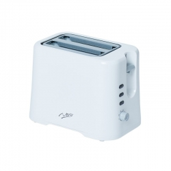 Nero 2 Slice Toaster White
