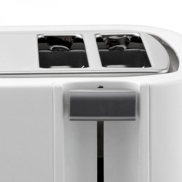 Nero White Toaster 4 Slice