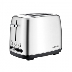 Kambrook 2 Slice Toaster Stainless Steel