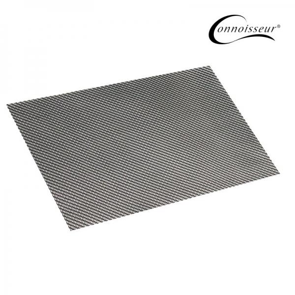 Woven PVC Placemat Metallic