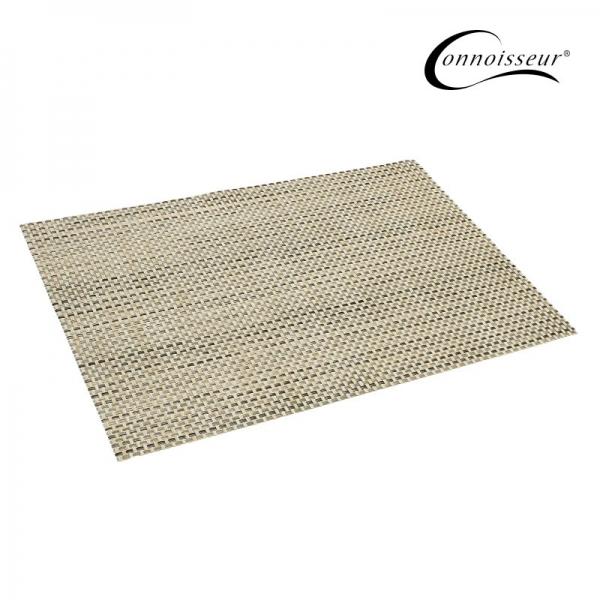 Connoisseur Rattan Woven PVC Placemat
