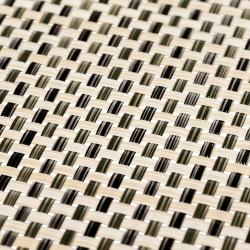 Woven PVC Placemat Rattan