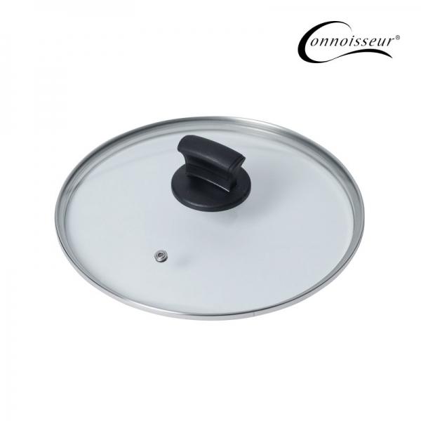 Connoisseur 24cm Glass Lid