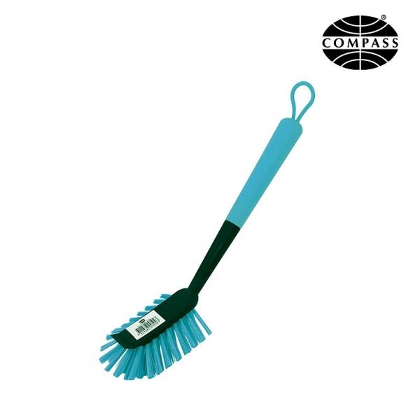 Compass Plastic Dish Brush