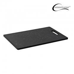 Connoisseur Midnight Plastic Chopping Board