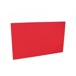 Red Chopping Board