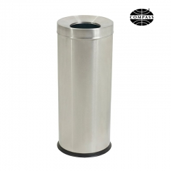 28L Stainless Steel Tidy Bin