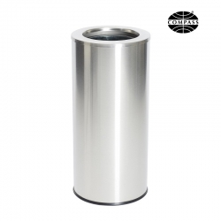 45L Stainless Steel Tidy Bin - Click for more info