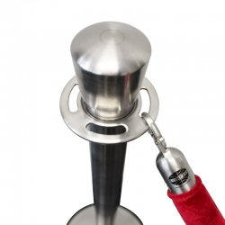 Queuing Stanchion Deluxe Grade