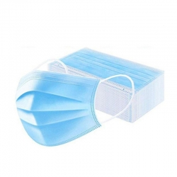 Disposable Face Mask 3 Ply (Pack of 50)