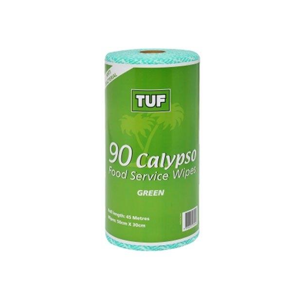 DURO Wipes Heavy Duty Green (85 wipes)