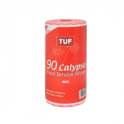 DURO Wipes Heavy Duty Red (85 wipes)