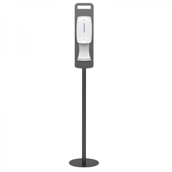 Floor Standing Automatic Sanitiser Dispenser (Gel Style)